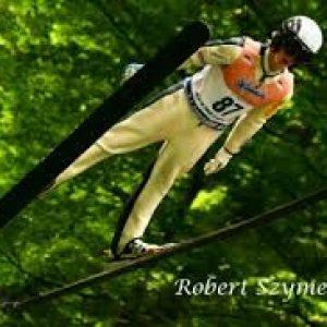 lyžování skok 3